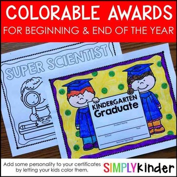 End of the Year Awards – Colorable