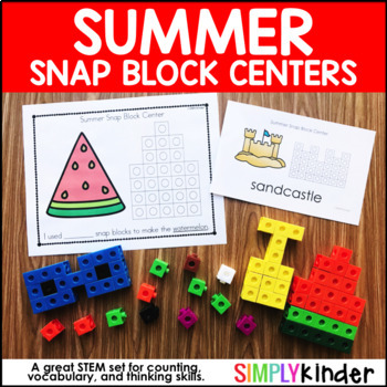 Summer Snap Cube Center