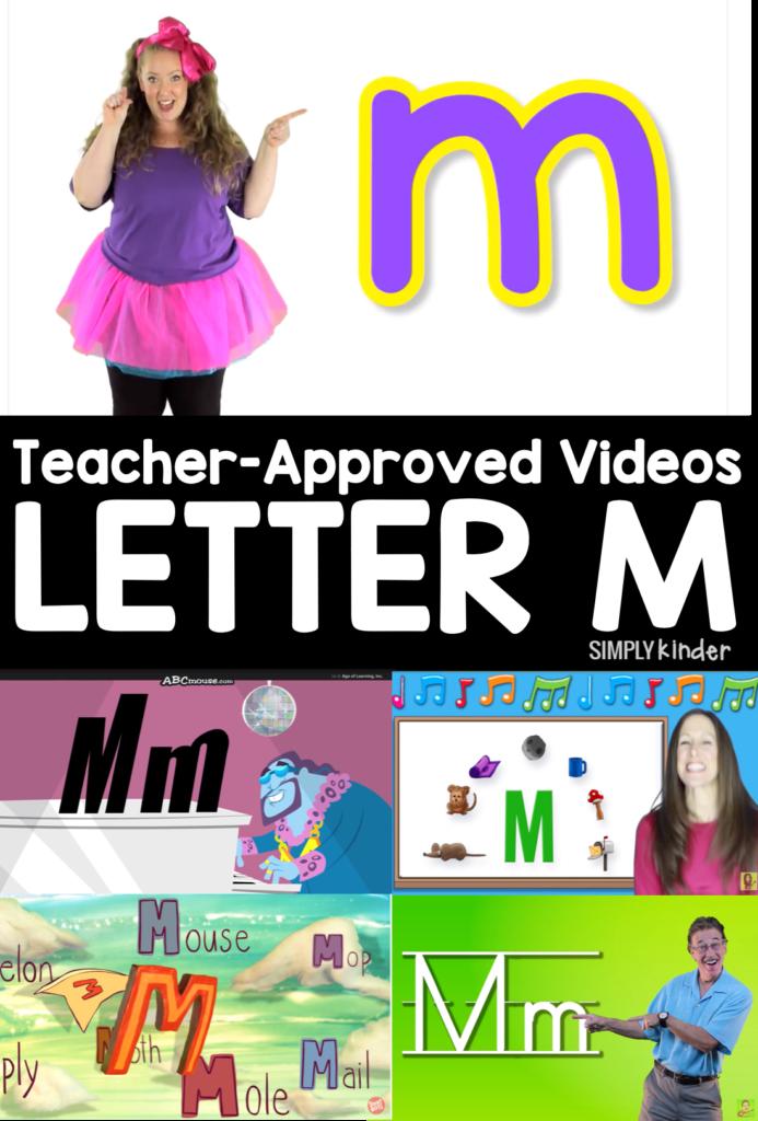 Teacher-Approved Videos Letter M2
