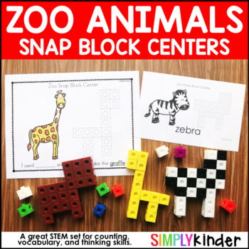 Zoo Snap Block Center