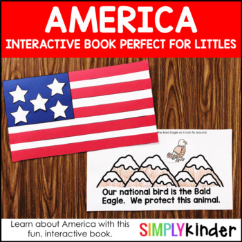 America Activities, 4th of July, Fourth of July Activities for Kinder