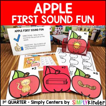 Apple First Sound Center – Kindergarten Center – Simply Centers