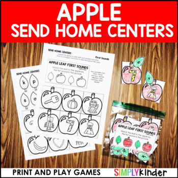 Apple Send Home Centers