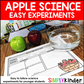 Apples – Easy Apple Science Experiments