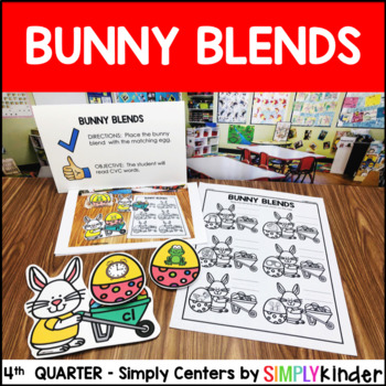 Bunny Blends Center