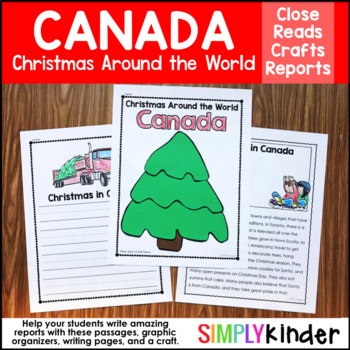 Canada – Christmas Around the World