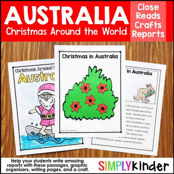 Christmas Around the World – Australia