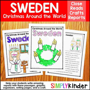 Christmas Around the World – Sweden