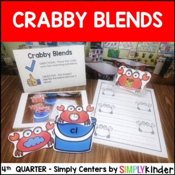 Crabby Blends Center