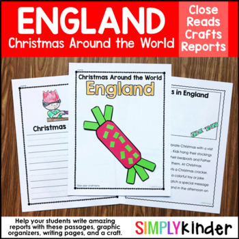 Holidays Around the World – England