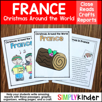Holidays Around the World – France