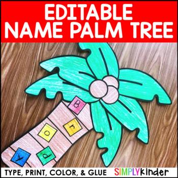 Name Palm Tree