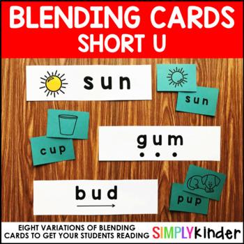 Short U Blending Cards