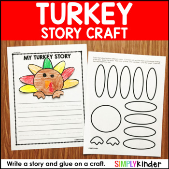 Turkey Writing Craft