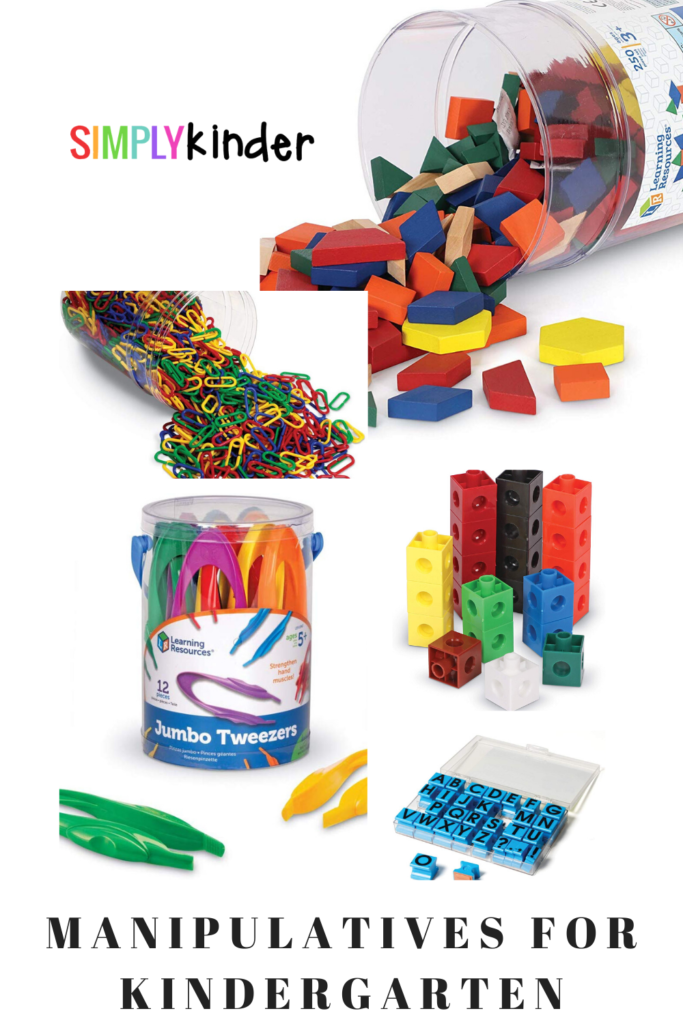 manipulatives for teaching