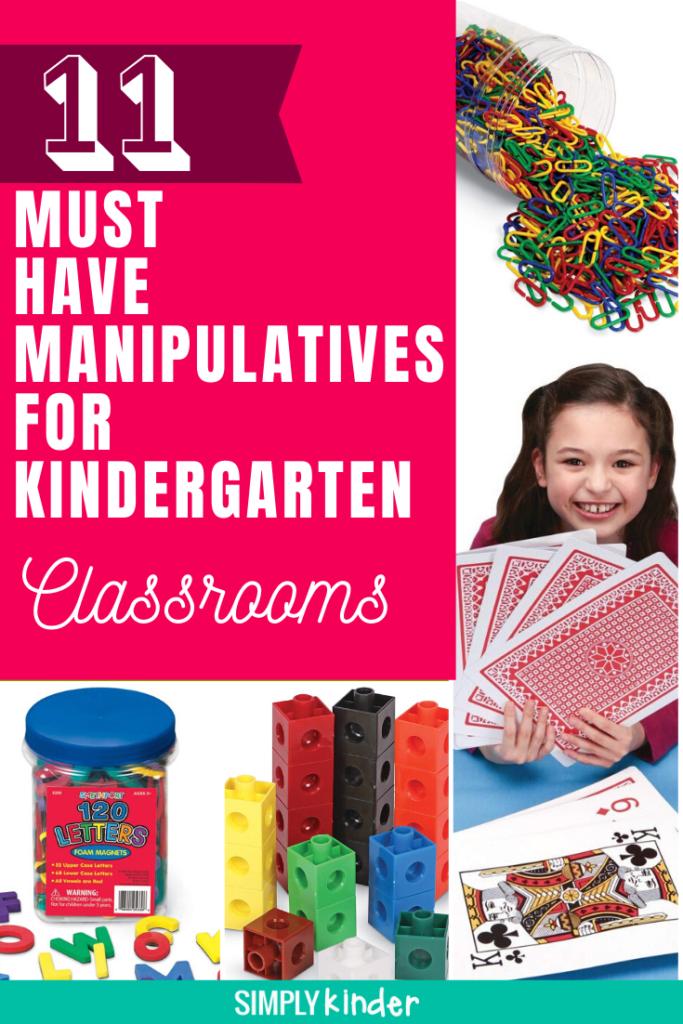 munipulatives for teaching