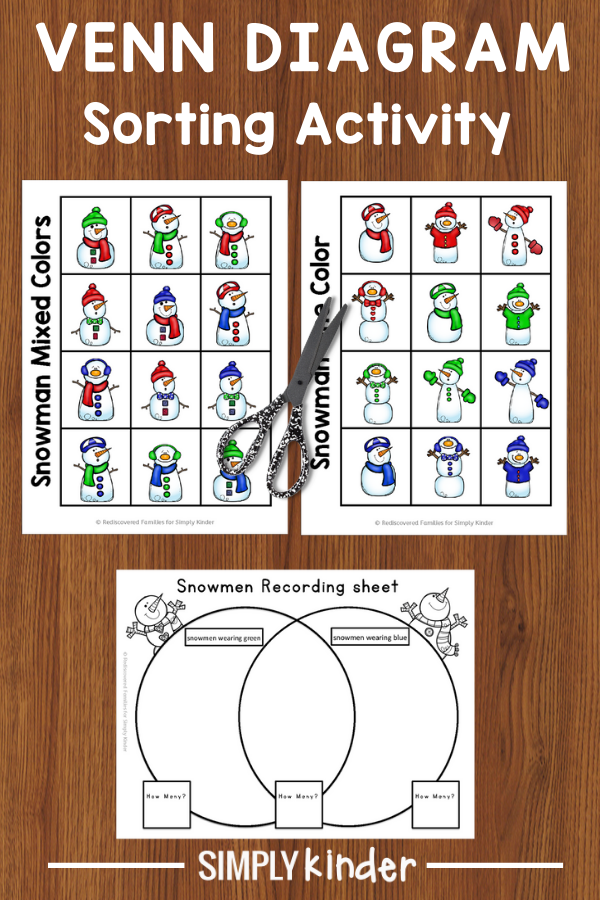 Venn Diagrams for kids