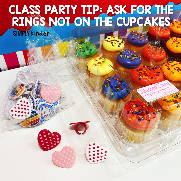 Read these tips before your next Valentine Party in kindergarten!