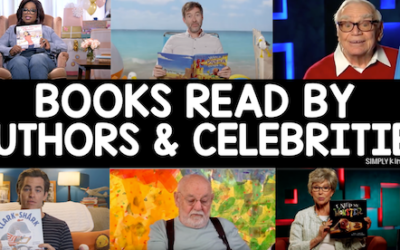 Read Alouds Read by Authors and Celebrities