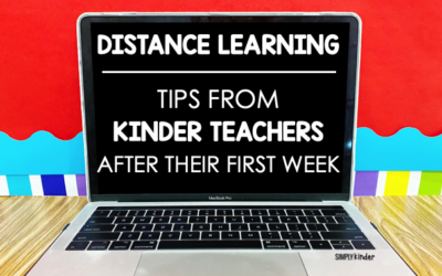 Distance Learning Tips for Teachers