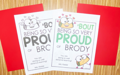 Taco 'Bout Being So Very Proud Free Printable