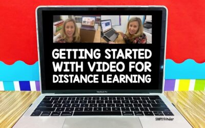 Getting Started with Video for Distance Learning