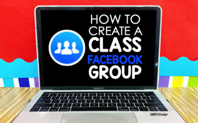 Creating a Class Facebook Group