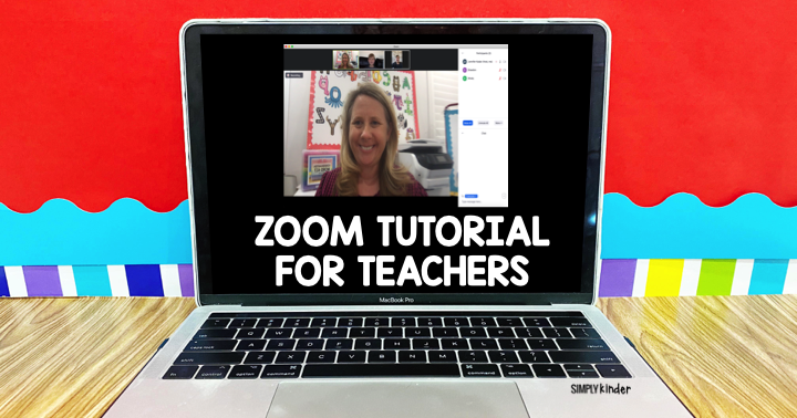 ZOOM is a great online platform that teachers can use for online teaching.  But it can be a little intimidating and overwhelming.  And so here is our ZOOM tutorial for teachers!  (We have a FREE FAMILY CHEAT SHEET at the end too).