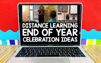 Distance Learning End of Year Celebration