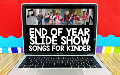 End of Year Video Songs
