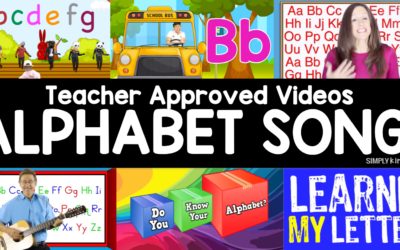 Teacher-Approved Alphabet Songs