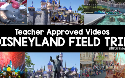 Disneyland Virtual Field Trip